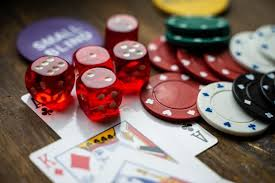 Cards and Craps